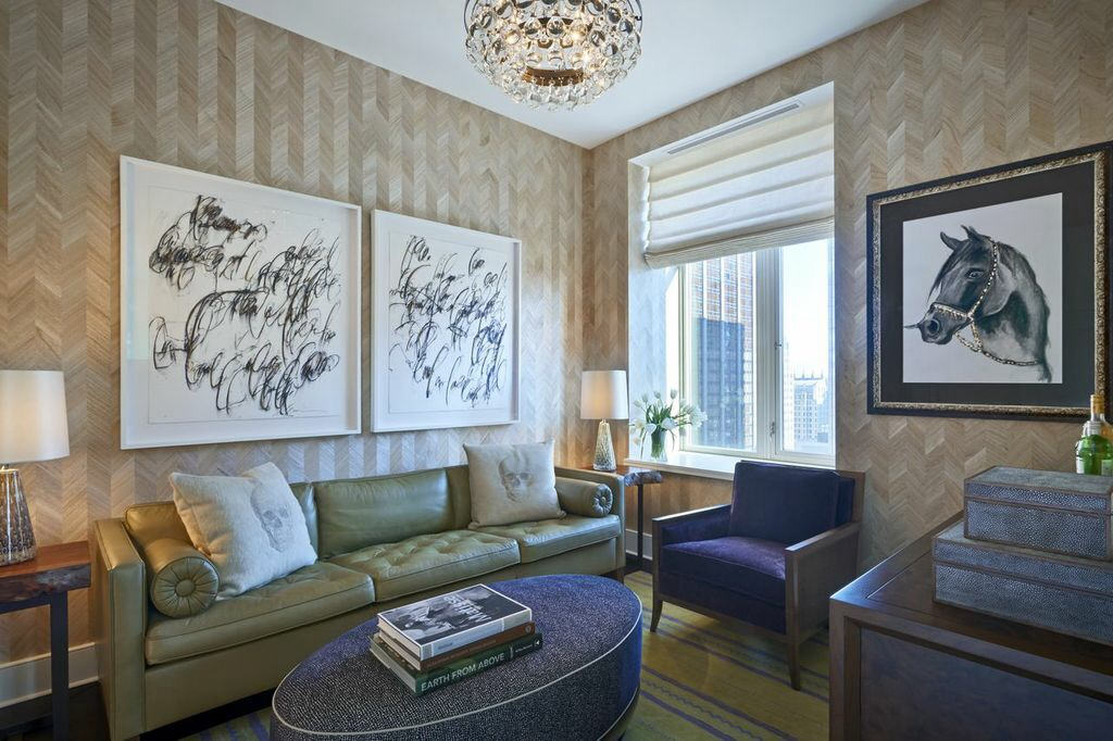 Kenneth Walter, Gray & Walter Interior Design, Chicago Interior Design