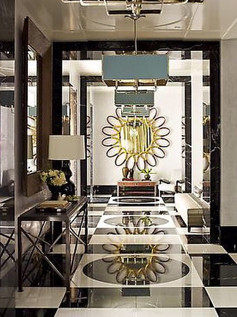Kenneth Walter, Gray & Walter, Chicago Interior Design