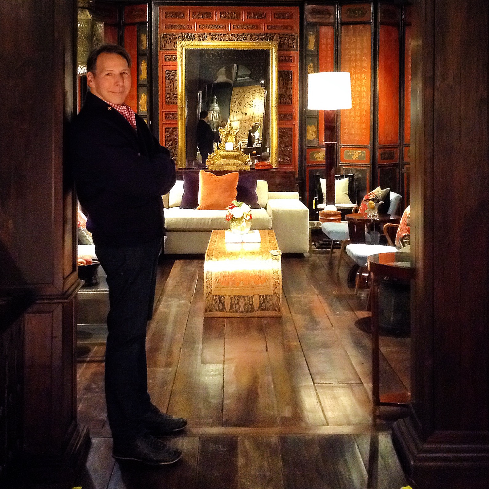 Kenneth Walter, Chicago Interior Designers, Gray & Walter Interior Design