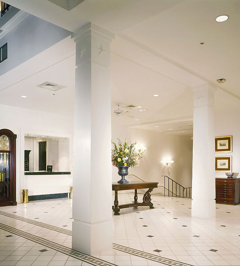 The Tremont Hotel Public Spaces