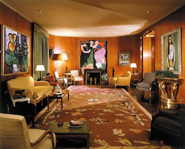 Rockefeller Apartment