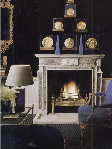 David Hicks Living Room
