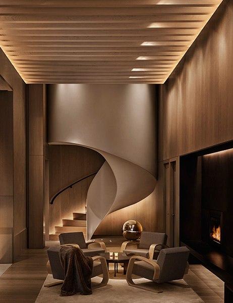 LR Lobby at Edition Hotel, NYC