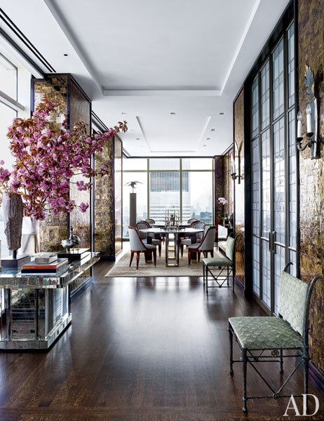 Giancarlo Giammetti NYC Apartment