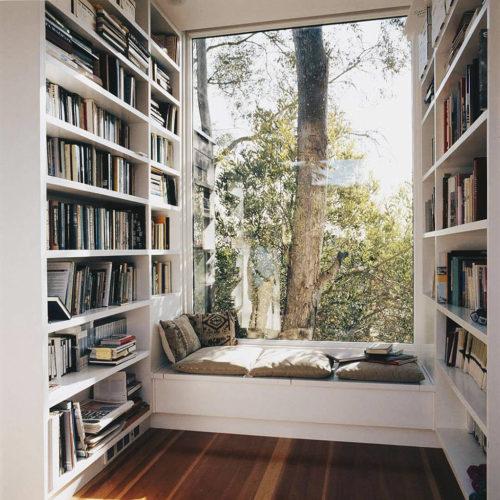 Book alcove